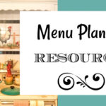 Menu Monday ~ Menu Planning Resources