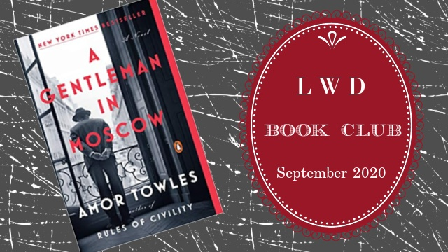 LWD Book Club September 2020