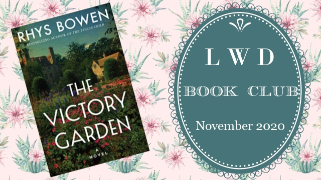 book club graphic - The Victory Garden