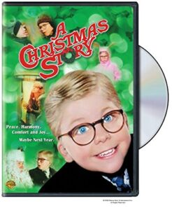 A Christmas Story dvd cover pic