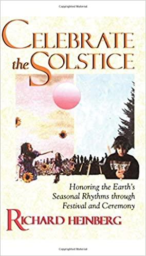 Celebrate the Solstice book cover