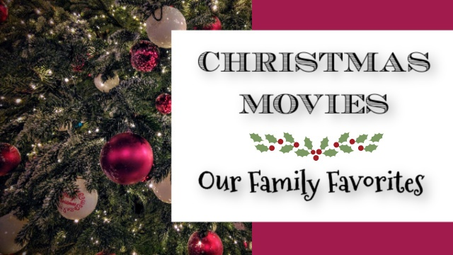 Christmas Movies - graphic