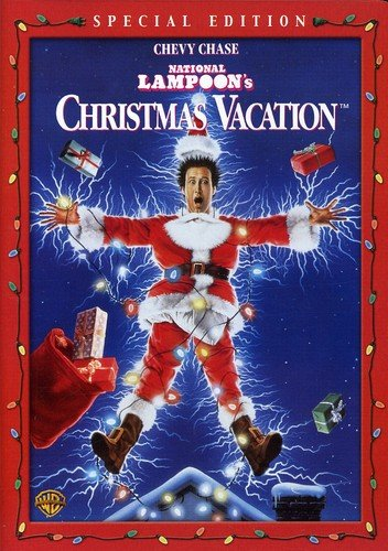 Christmas Vacation dvd picture