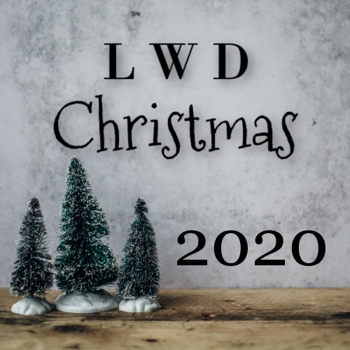 LWD Christmas Playlist cover pic