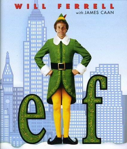 Elf dvd cover