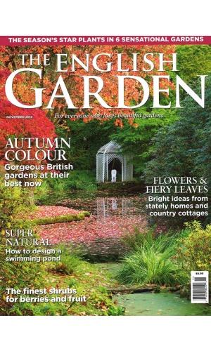English Garden magazine cover