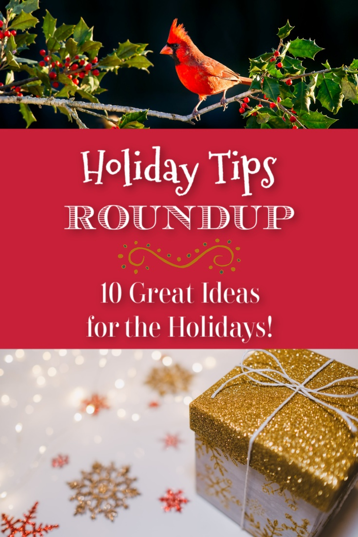 Holiday Tips Roundup graphic