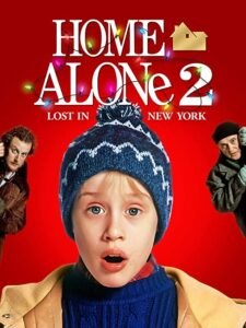 Home Alone 2 dvd picture