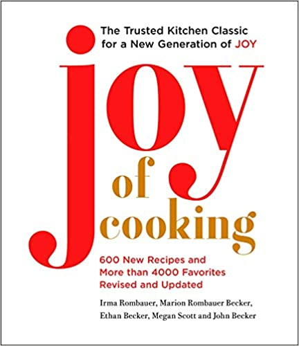 Joy of Cooking cover picture
