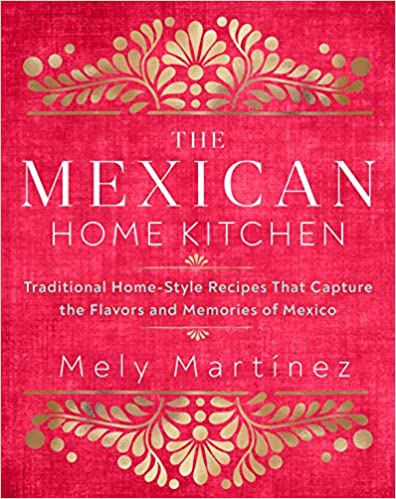 The Mexican Home Kitchen cookbook cover pic