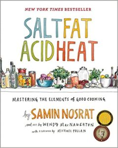 Salt, Fat, Acid, Heat - image