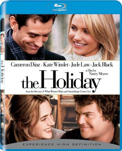 The Holiday dvd picture