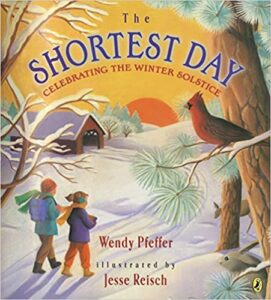 The Shortest Day book cover