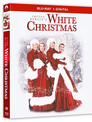 White Christmas dvd picture