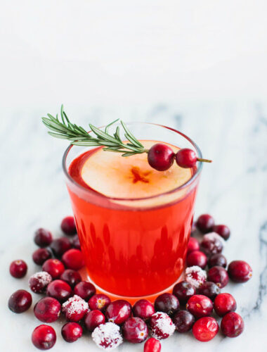 Holiday punch picture