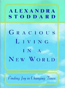 image book cover Gracious Living in a New World