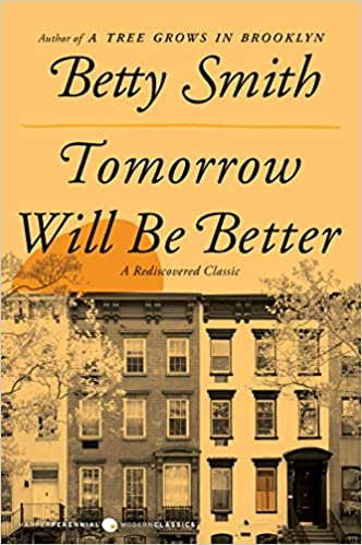 Tomorrow Will Be Better book cover