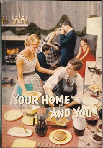 image - book cover of Your Home and You