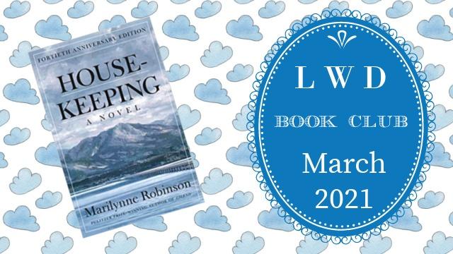 LWD Book Club March 2021