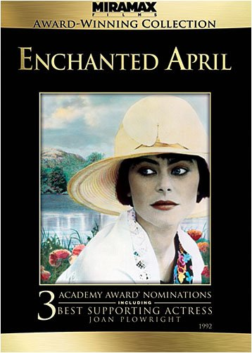 The Enchanted April film cover