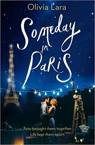 book cover Someday in Paris
