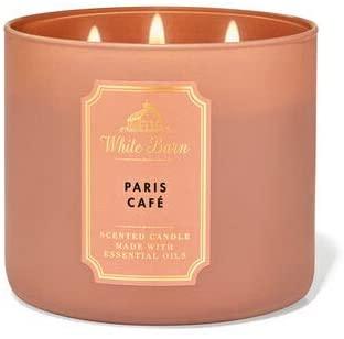 image Paris Cafe candle