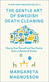 Swedish Death Cleaning book cover