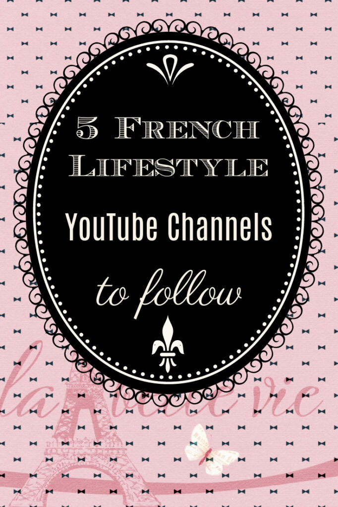 French Lifestyle YouTube graphic