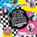 Fast Times at Ridgemont Hight DVD cover