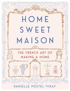 Home Sweet Maison book cover Francophile books