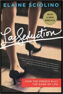 La Seduction book cover