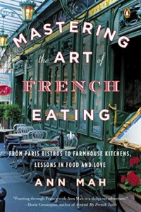 Mastering the Art of French Eating book cover Francophile books