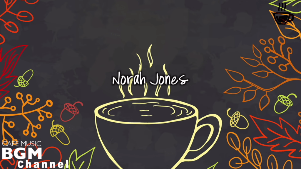 Norah Jones music screenshot