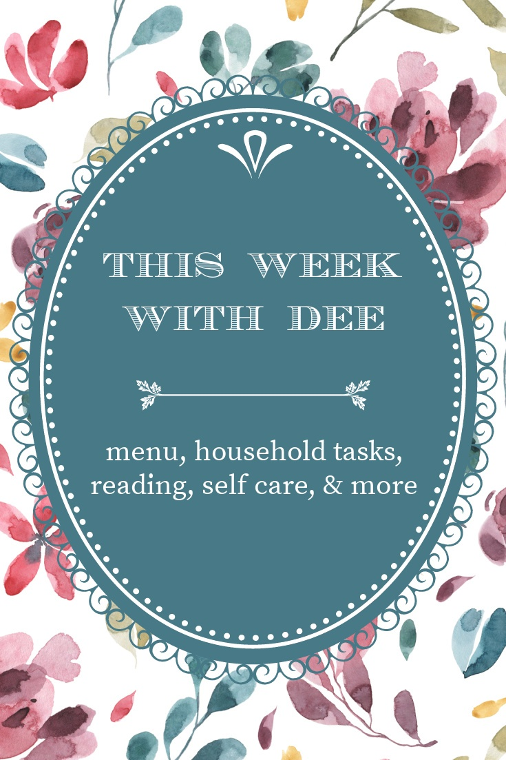This Week With Dee
